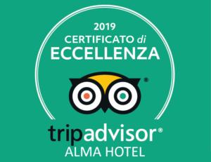 TRIPADVISOR EXCELENCIA 2019